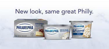 Original cream cheese product