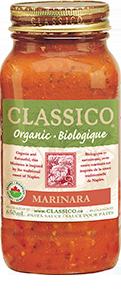 organic marinara