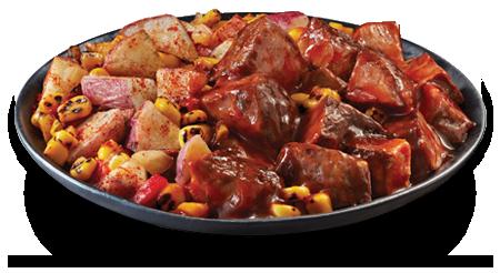 Smokey BBQ Angus Beef