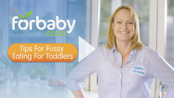 Tips for Fussy Eating for Toddlers