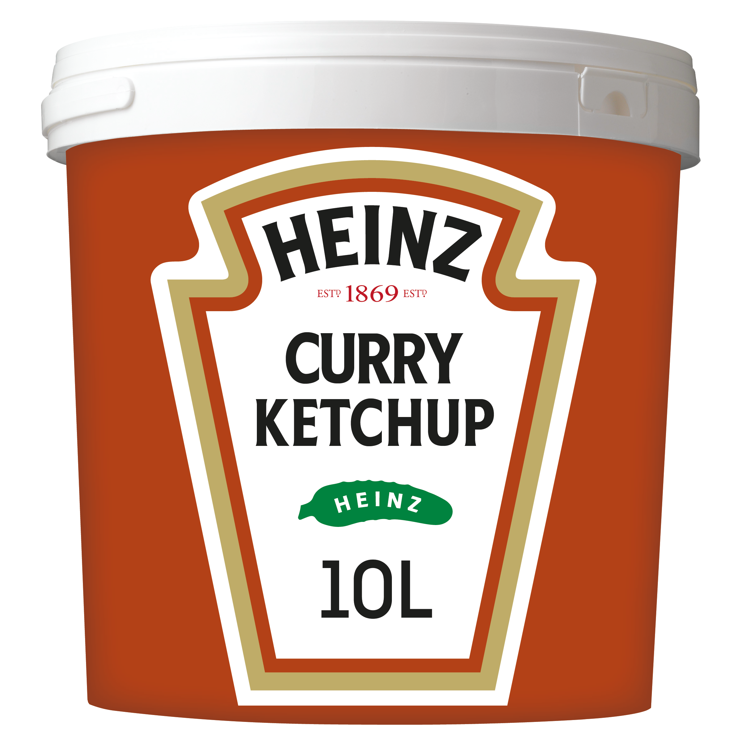 Heinz Curry Ketchup 11,6kg image