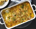 Honey Mustard Chicken & Potato Bake
