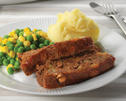 Beef and Bean Meatloaf