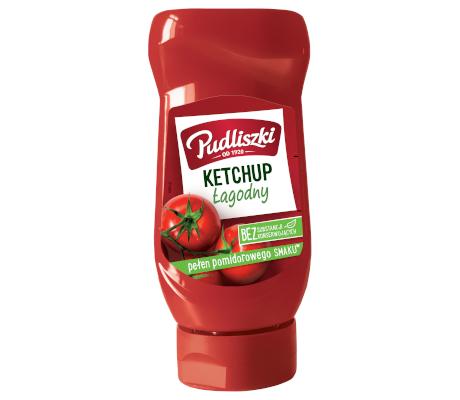 Ketchup łagodny 480 g