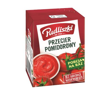 Przecier pomidorowy 210 g