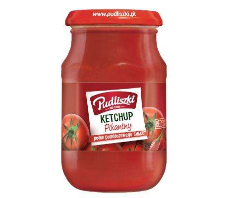 Ketchup pikantny 205 g