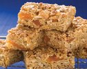 Apricot Almond Energy Slice