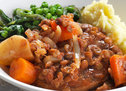 Slow Cooked Lamb and Lentils