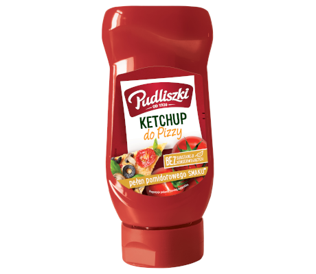 Ketchup do pizzy 470 g