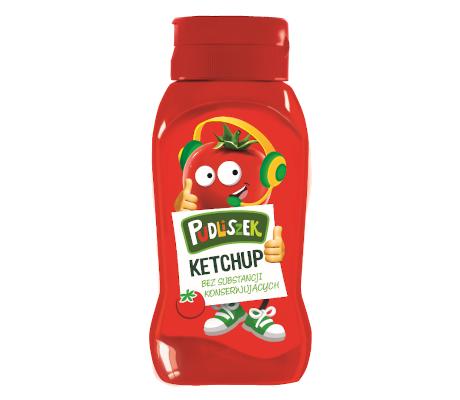 Ketchup dla dzieci Pudliszek 275 g