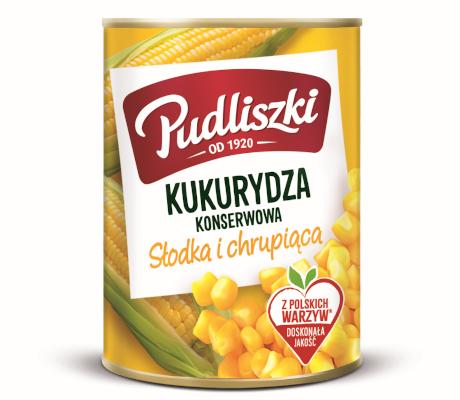 Kukurydza konserwowa 400 g