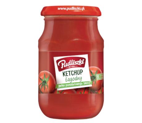 Ketchup łagodny 205 g