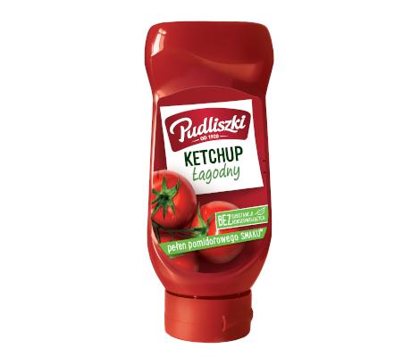 Ketchup łagodny 700 g