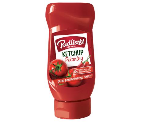 Ketchup pikantny 480 g