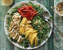 Chicken & Mango Summer Salad