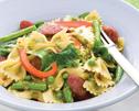 Mediterranean Vegetable Pasta