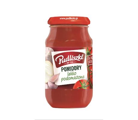Pomidory lekko podsmażone 295 g